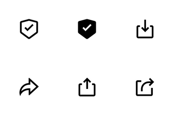 UI Set 4 Icon Pack