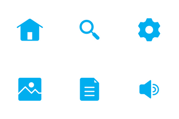 UI Solid Icon Pack
