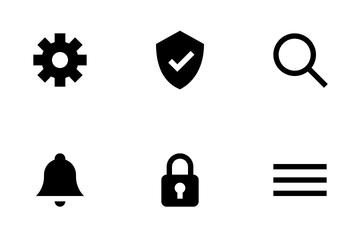 UI & UX Essentials Icon Pack