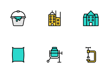 Under Construction Icon Pack