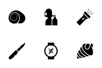 Underwater Icon Pack