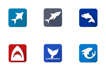 Underwater World  Icon Pack