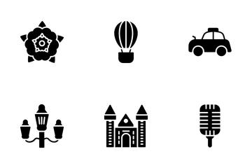 United Kingdom Icon Pack