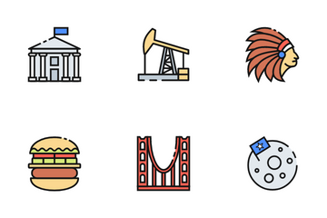 United States Icon Pack