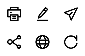 Universal Interface Icon Pack