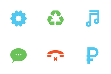 Universal Sign Icon Pack