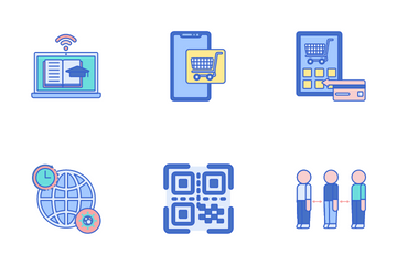 Untact World Icon Pack