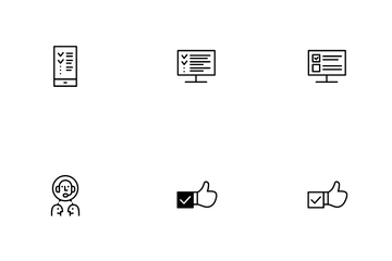 Usability Test 2 Icon Pack