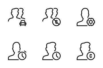 User Action  Icon Pack