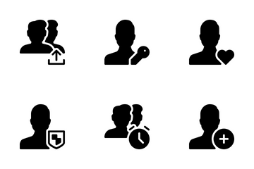 User Action Vol 1 Icon Pack