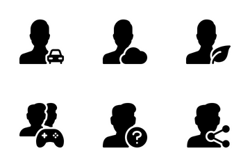 User Action Vol 2 Icon Pack