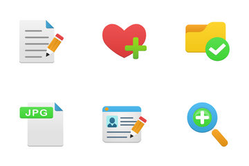 User Essential Icon Pack