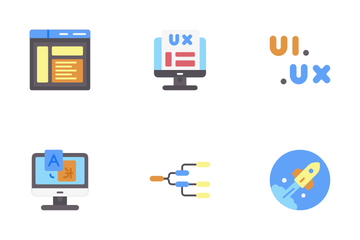 User Experience Icon Pack