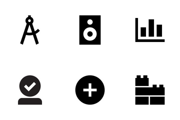 User Interface 24px Icon Pack