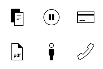 User Interface 64px Icon Pack