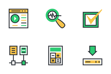 User Interface And Web Icon Pack