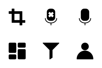 User Interface App Icon Pack
