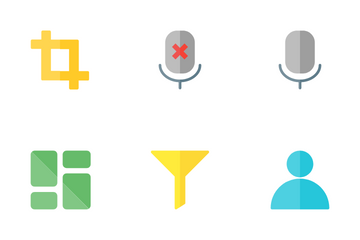 User Interface Apps Icon Pack