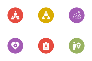 User Interface Circle  Icon Pack