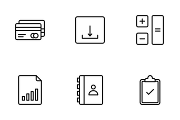 User Interface Design Icon Pack