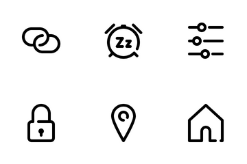 User Interface Essential Icon Pack