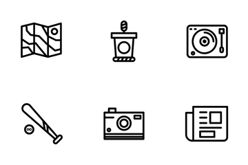 User Interface Part 2 Icon Pack