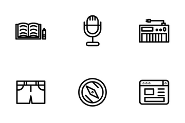 User Interface Part 4 Icon Pack