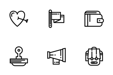 User Interface Part 5 Icon Pack
