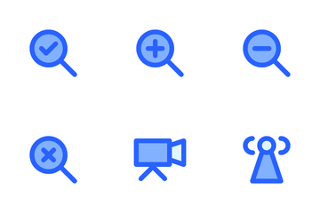 User Interface Set Icon Pack