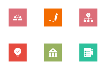 User Interface Square  Icon Pack