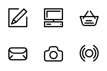 User Interface Vol 1 Icon Pack