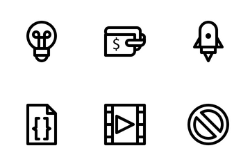 User Interface Vol.1 Icon Pack