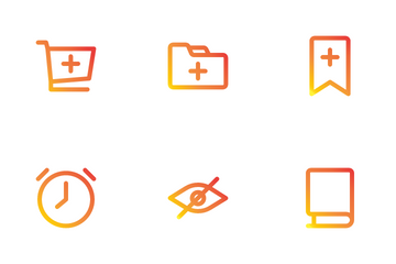 User Interface Vol 8 Icon Pack