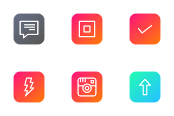 User Needs Icon Pack