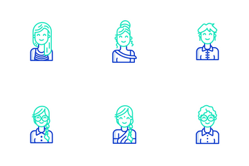 User Profile Icon Pack