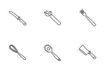 Utensiles Icon Pack