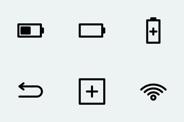 Utility Icon Pack