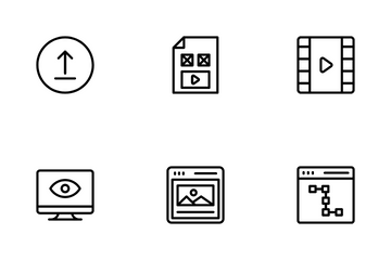 UX And UI Icon Pack