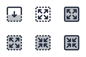 Ux Flow Icon Pack