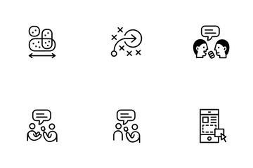 UX Methods Icon Pack