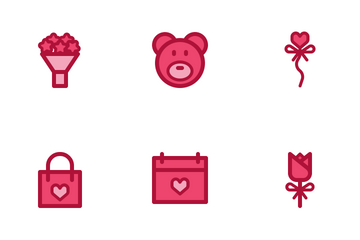 Valentine Icon Pack