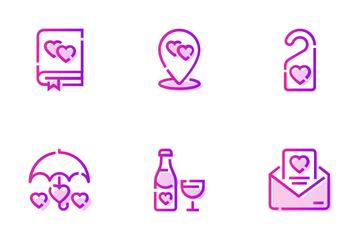Valentine Day -1 Icon Pack