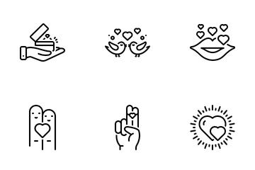 Valentine Day Icon Pack