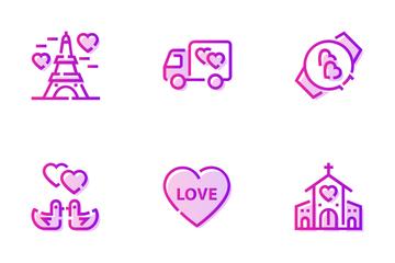 Valentine Day -3 Icon Pack
