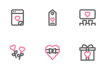 Valentine Day's Icon Pack