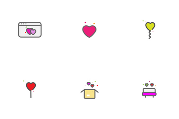 Valentine's Icon Pack
