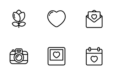 Valentine's Day Icon Pack