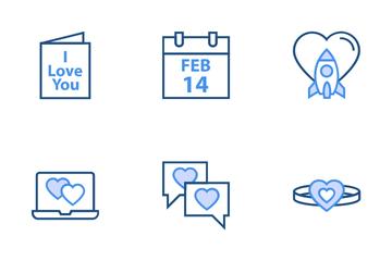 Valentine's Day Icon Pack