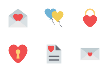 Valentine Vector Icons Icon Pack