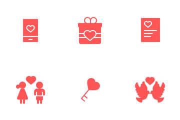 Valentine Vol 2 Icon Pack
